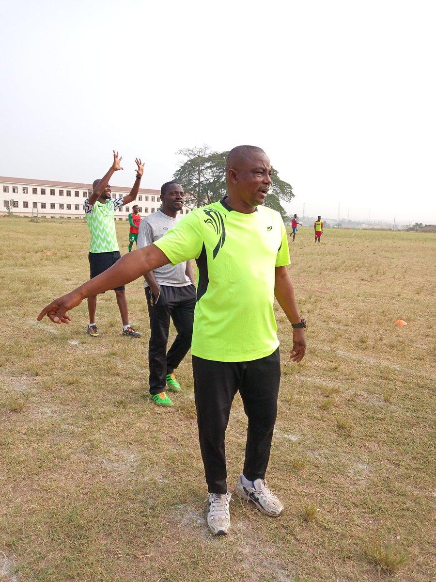 Osun United New Coach Begins Work - https://t.co/UIBaRpcenM https://t.co/7BJnl8Qsq9