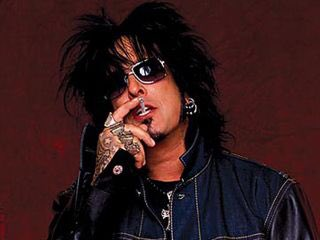 Happy birthday!!! Mr.Nikki SixX!