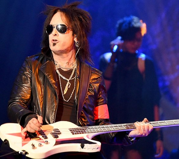 Happy Birthday Nikki Sixx (Motley Crue)!