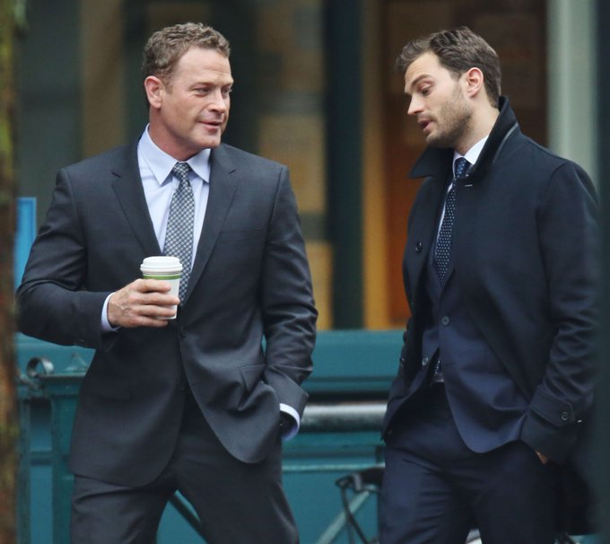 Wishing a very Happy 49th Birthday to actor Max Martini, shown here with Jamie.