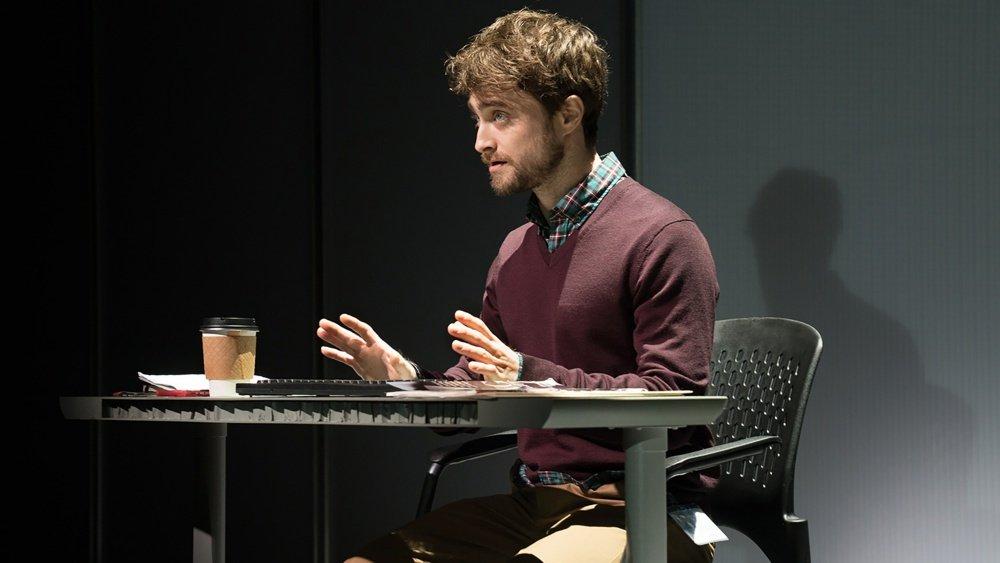 How Broadway made Daniel Radcliffe a better actor  🎧 Listen: https://t.co/PqIrfELg8B https://t.co/iWfPALKMjp