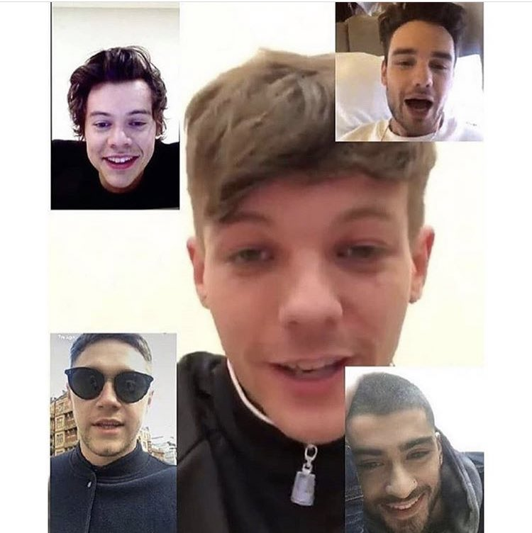 #ComeBackOneDirection