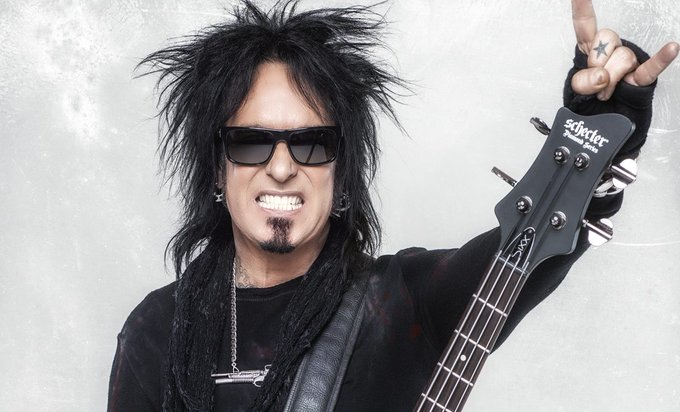 Happy birthday Nikki Sixx!