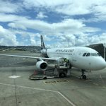 Farewell Wellington - the coolest little capital - be back soon #travel #NewZealand