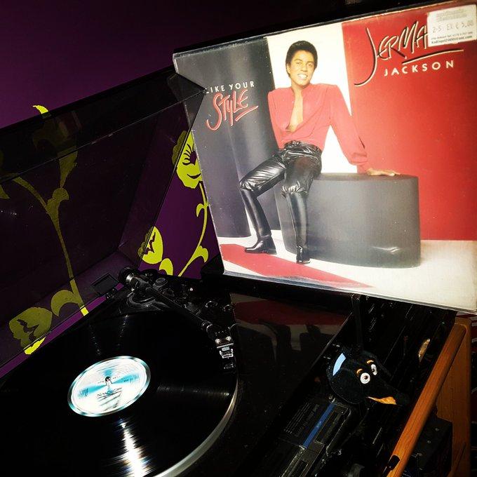 Happy Birthday Jermaine Jackson *64* ! I like your style (Motown/1981)