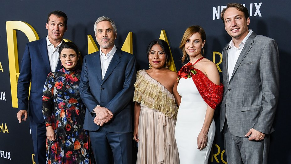 #Roma met with enthusiastic applause at L.A. premiere https://t.co/qUemWM1oTV https://t.co/5ubHf3FTZu