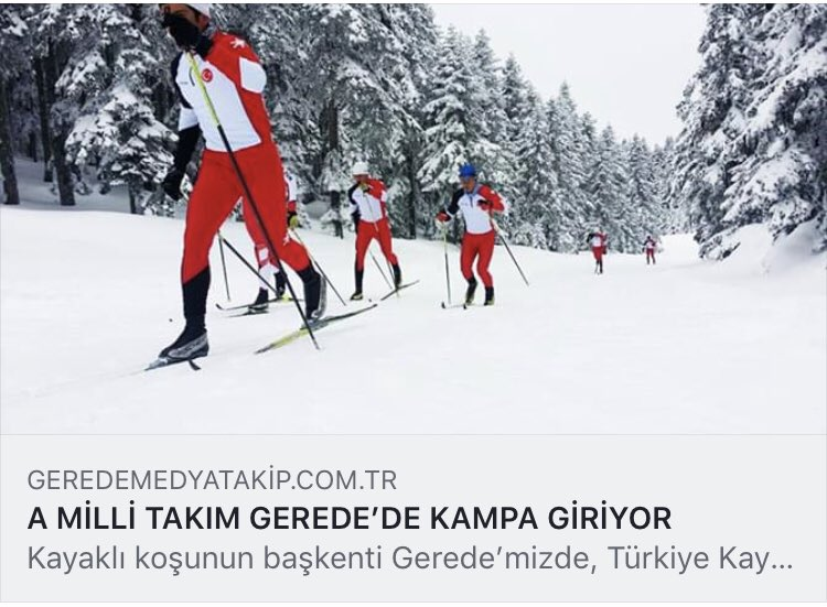RT @geredetso_ersin: A MİLLİ TAKIM #GEREDE de #snowboard #ski #turizm #geredetso https://t.co/87m0KC5b02