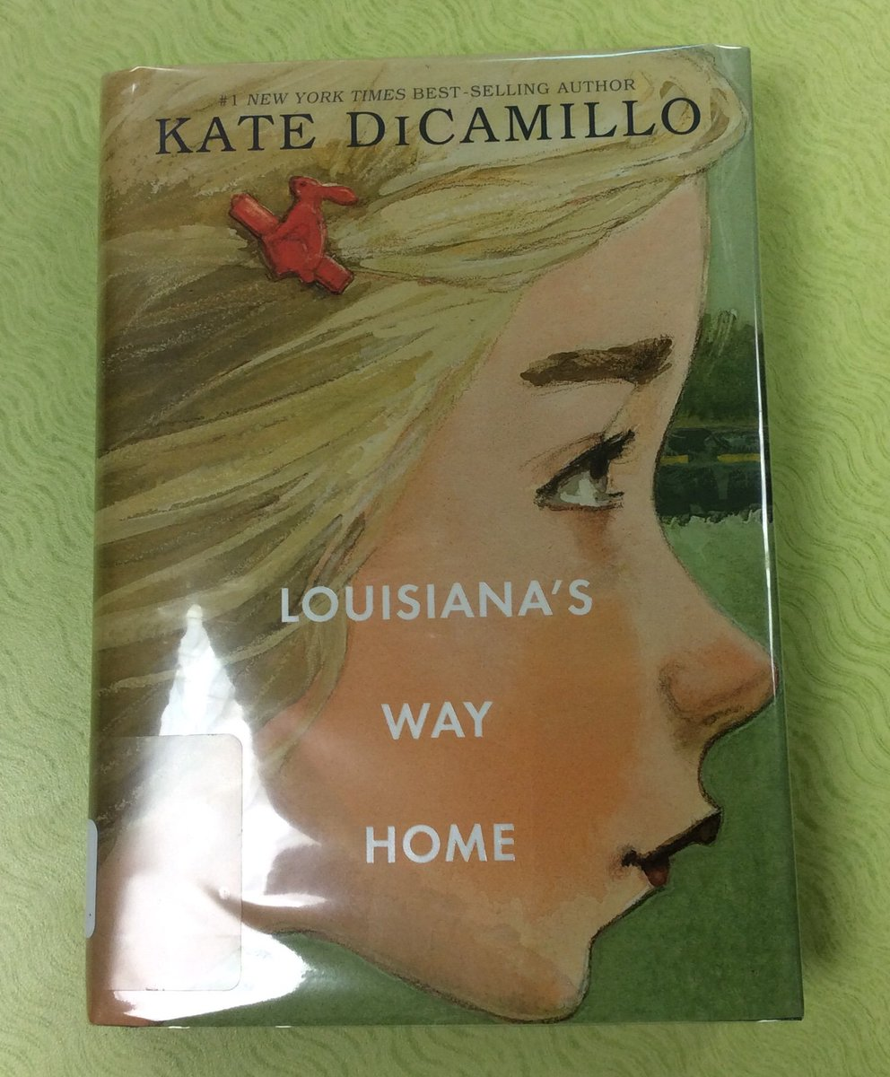 test Twitter Media - I have SO many favorite books, but one of my recent favorites is Louisiana's Way Home by the great Kate DiCamillo - the audiobook is FANTASTIC!  I cried listening to it on my way to work this morning.  #d30learns #d30reads #12DaysofD30 https://t.co/0IA99uZvwW