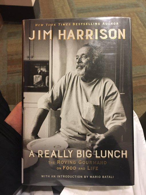 Happy Birthday, Jim Harrison!