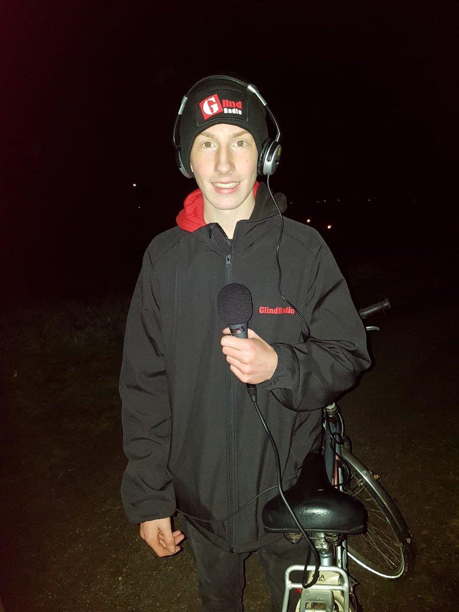 test Twitter Media - We hebben het weer geflikt. Live uitzending vanuit onze Mobiele studio tijdens de Winterwandeling in de Glind. 4 uur lang Radio maken met live verbindingen met onze verlaggevers. #techniek #radio #deglind trots op de kanjers van @glindradio https://t.co/qQfNYcGbnw