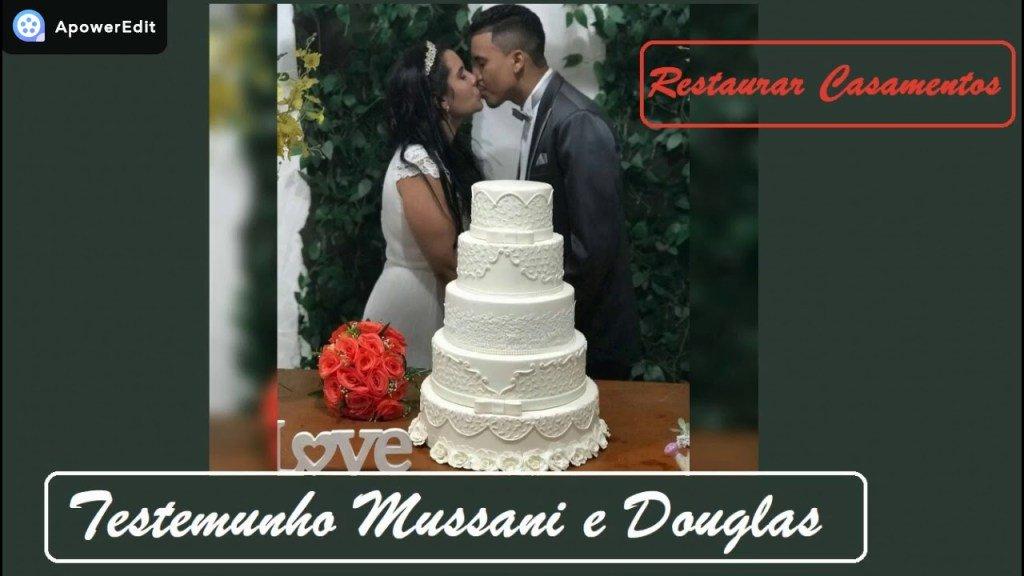 Testemunho Mussani e Douglas – RestaurarCasamentos https://t.co/RC68aY8xAi https://t.co/4X6t7BQkM5