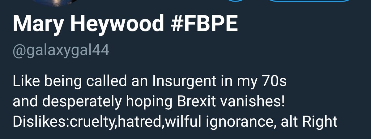 @galaxygal44 @Femi_Sorry An FBPE type dislikes cruelty, hatred and wilful ignorance 😂 oh the irony 😂 https://t.co/HptMzKWl6u