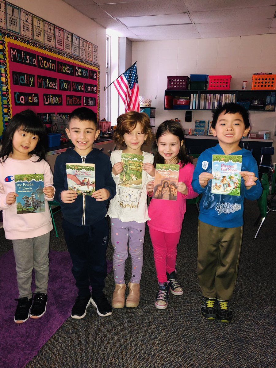 test Twitter Media - We love the Magic Tree House series! #d30learns #12daysofD30 https://t.co/fp70VaOMdW