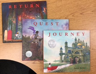 test Twitter Media - One of my favorite book series is the Journey, Quest, Return series!  Great wordless picture books that can be used to teach several reading strategies no matter the grade level.  The students love them! #d30learns #12DaysofD30 https://t.co/64BfrEEYke