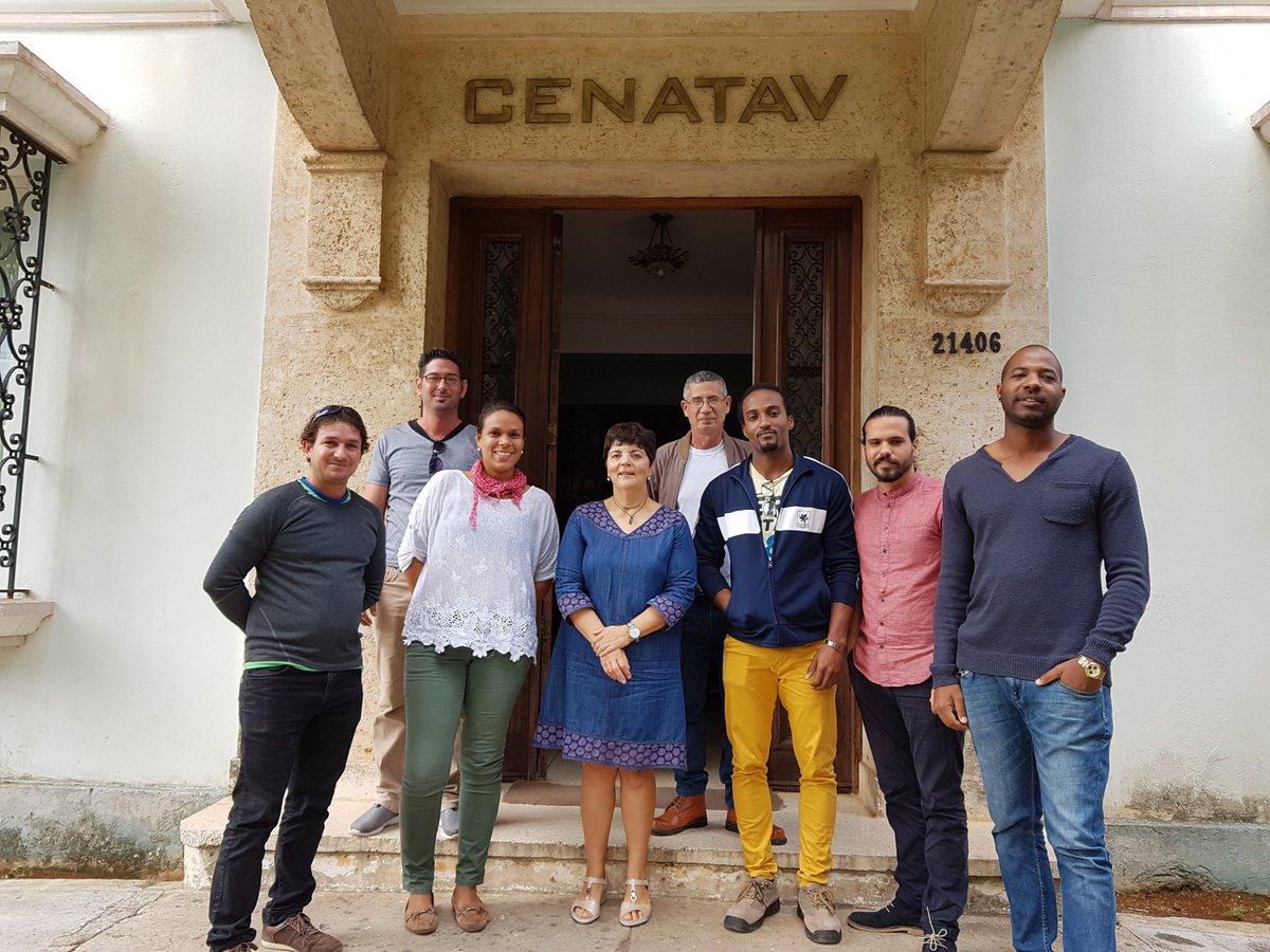 test Twitter Media - Nuestra compañera Carmen García Mateo está en #Cuba visitando el Centro de Aplicaciones de Tecnologías Avanzadas #CENATAV. Carmen visitará también @CujaeRedSocial para hablar de las actividades de @AtlantTIC_ , @EETelecoVigo y su grupo de investigación  https://t.co/vPI1QRjgIm https://t.co/XCCeWhEiSo
