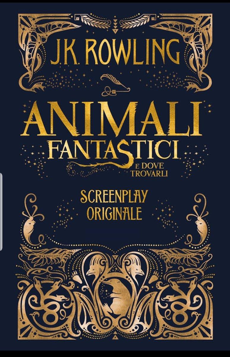 #AnimaliFantastici