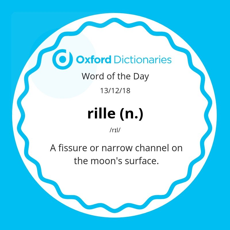 test Twitter Media - Word of the Day: rille https://t.co/TdRxf3ywn6 https://t.co/OrBrAs2wdk