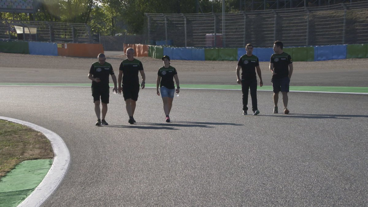 test Twitter Media - Join @AnaCarrasco_22  and her team for a track walk around Magny-Cours!   📹 VIDEO | #WorldSSP300 https://t.co/lZbh3FucAH https://t.co/QieTUJWUlk