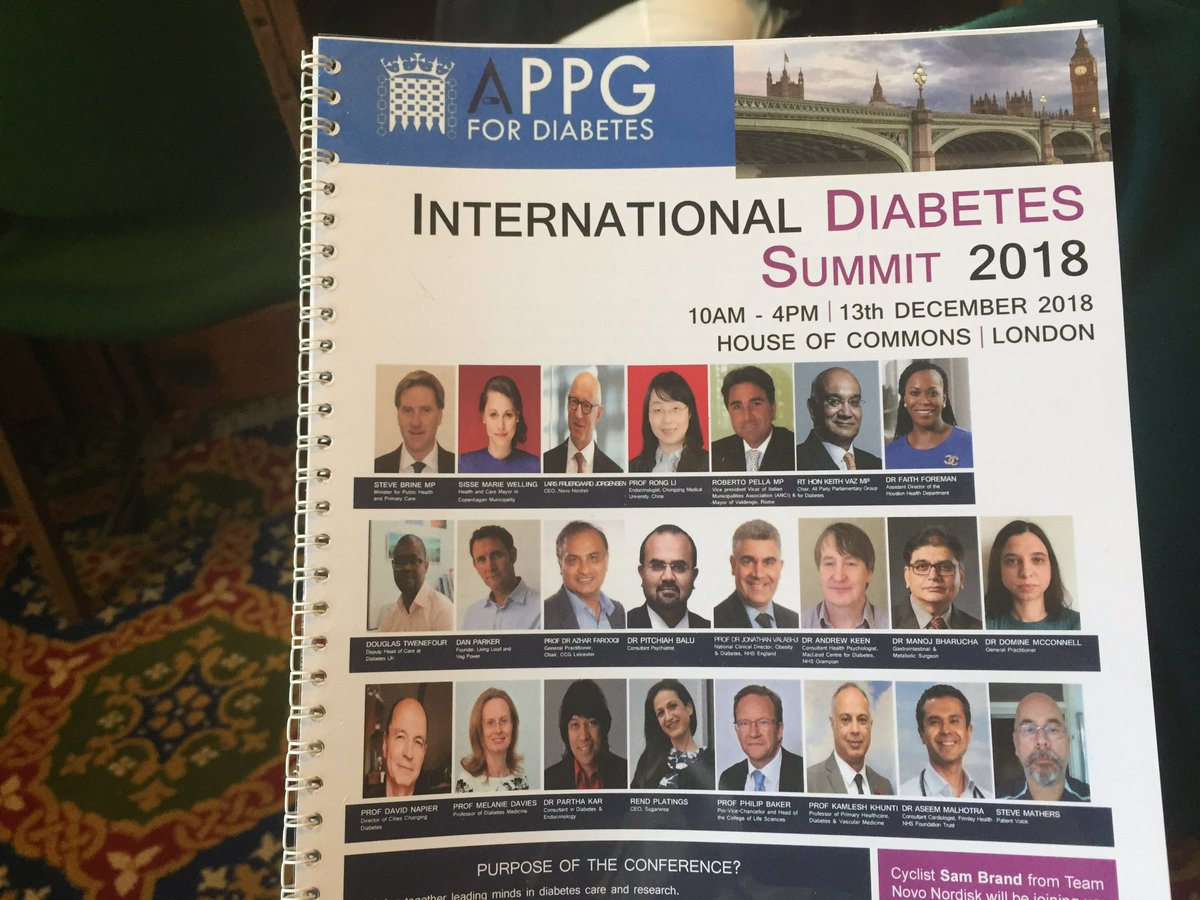 test Twitter Media - Attending the International Diabetes Summit organised by the APPG for Diabetes - to bring together the leading minds in diabetes care and research @denmarkinuk #diabetes #research #Intdiabetessummit2018 https://t.co/eaUhcnMq5a