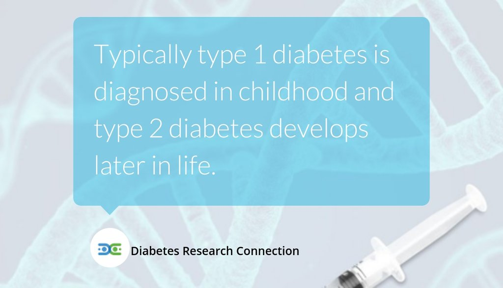 test Twitter Media - Could There be More than two Types of Diabetes? https://t.co/FUnM9lEdg5 #research #T1D #Type1diabetes #diabetes #curet1d #Gene #Insulin https://t.co/D01fppHD1n
