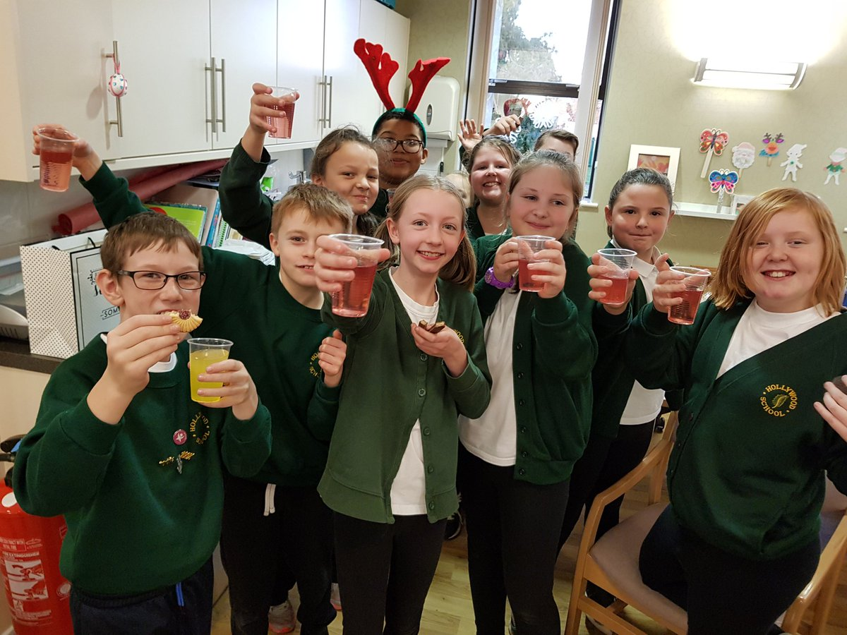 test Twitter Media - Year 6 choir enjoying refreshments at @brumshospice. It was lovely singing for the Day Hospice - thanks for inviting us! https://t.co/q221Pwx1t5