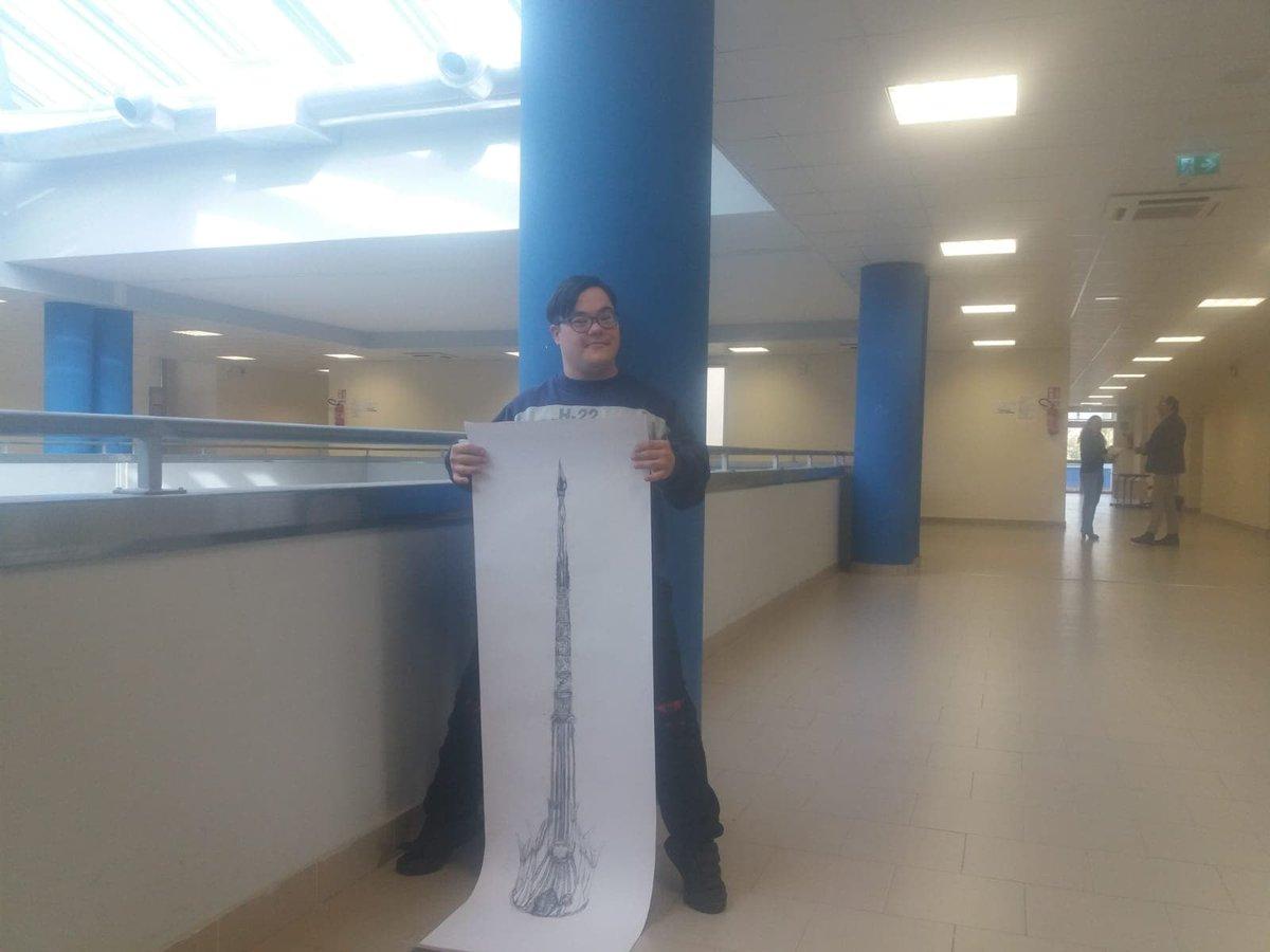 test Twitter Media - Grandissimo Gianmarco! Lo studente dell'istituro Russo di #Cicciano progetta un giglio per la festa di #Nola Leggete la sua storia https://t.co/1FKMdKngtr https://t.co/4onx7tum09
