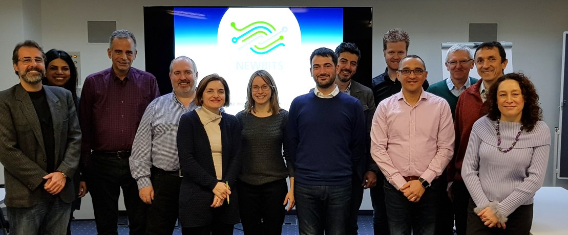 test Twitter Media - Another successful @NEWBITS_CITS project meeting in snowy Stuttgart is coming to an end! Exciting discussions were held @SEZ_Europa and we're looking forward to new exciting tasks and challenges in 2019! 🥳 https://t.co/VhDhErjQlM