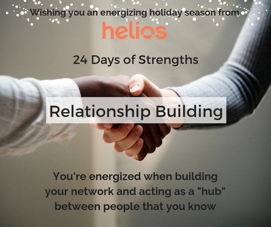 test Twitter Media - Flourish in your relationship building by going to new networking events outside of your normal circle of contacts. #24DaysOfStrengths https://t.co/quQtN8DZYK
