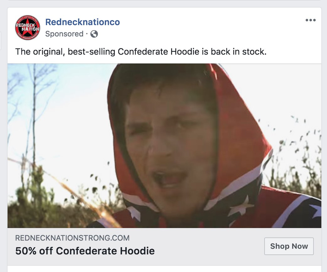 test Twitter Media - I keep getting these could-not-be-more-poorly targeted Facebook ads. I kind of want to comment and ask how much the winners' hoodies are. https://t.co/p1QnFt2zre