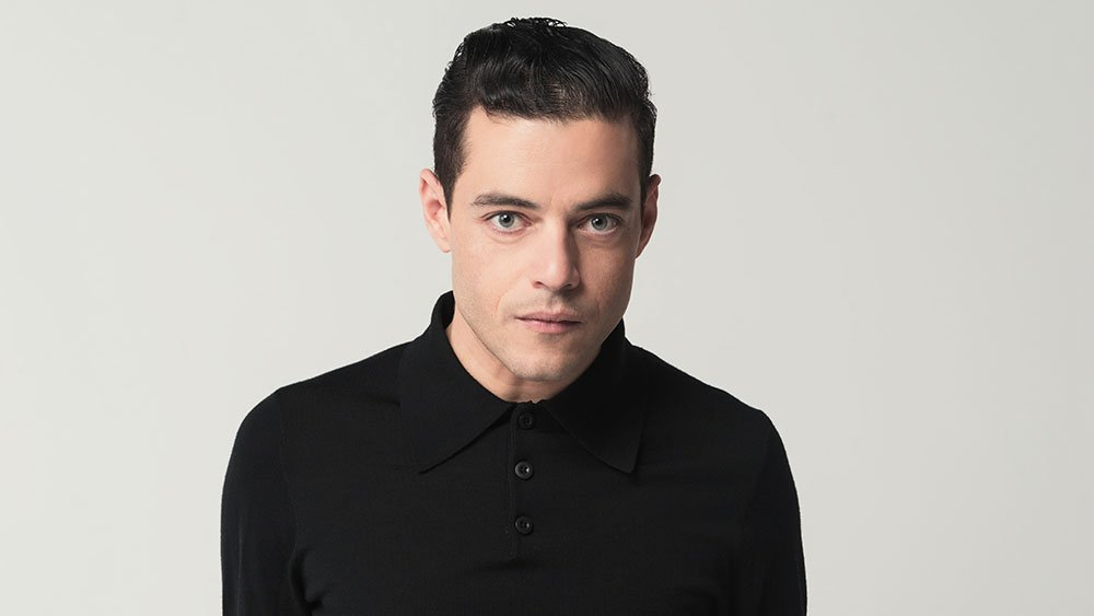 "According to insiders, Rami Malek was being eyed for the villain role in ""Bond 25"""
