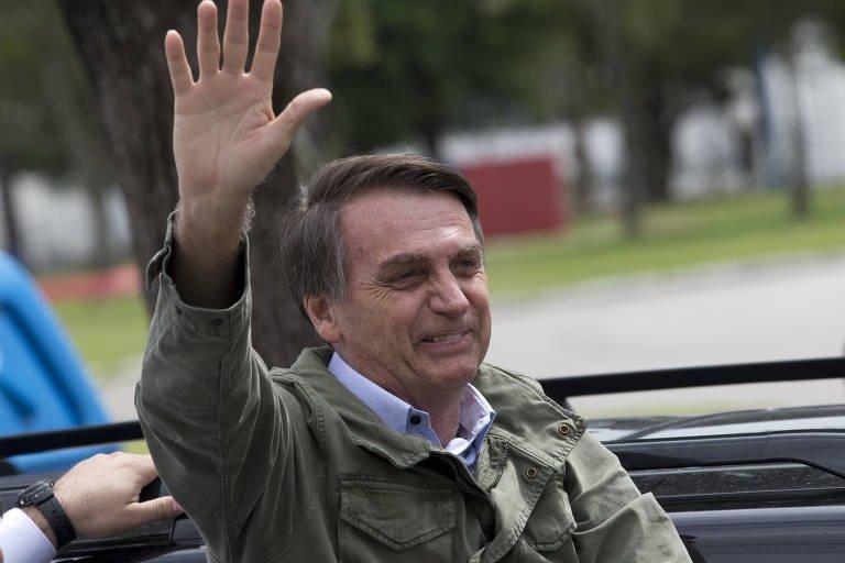 Pesquisa CNI/Ibope mostra que 64% dos brasileiros estão otimistas com governo Bolsonaro https://t.co/mQxmQ0gJpB https://t.co/MHX43yKIcf