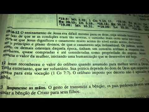 O Celibato …biblia deestudo https://t.co/yG0DoLyAYv https://t.co/JI9aqlyU8I
