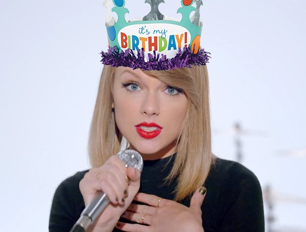 HAPPY 29TH BIRTHDAY TAYLOR SWIFT (