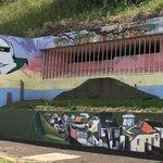 Public toilet art Devonport #art #auckland #newzealand