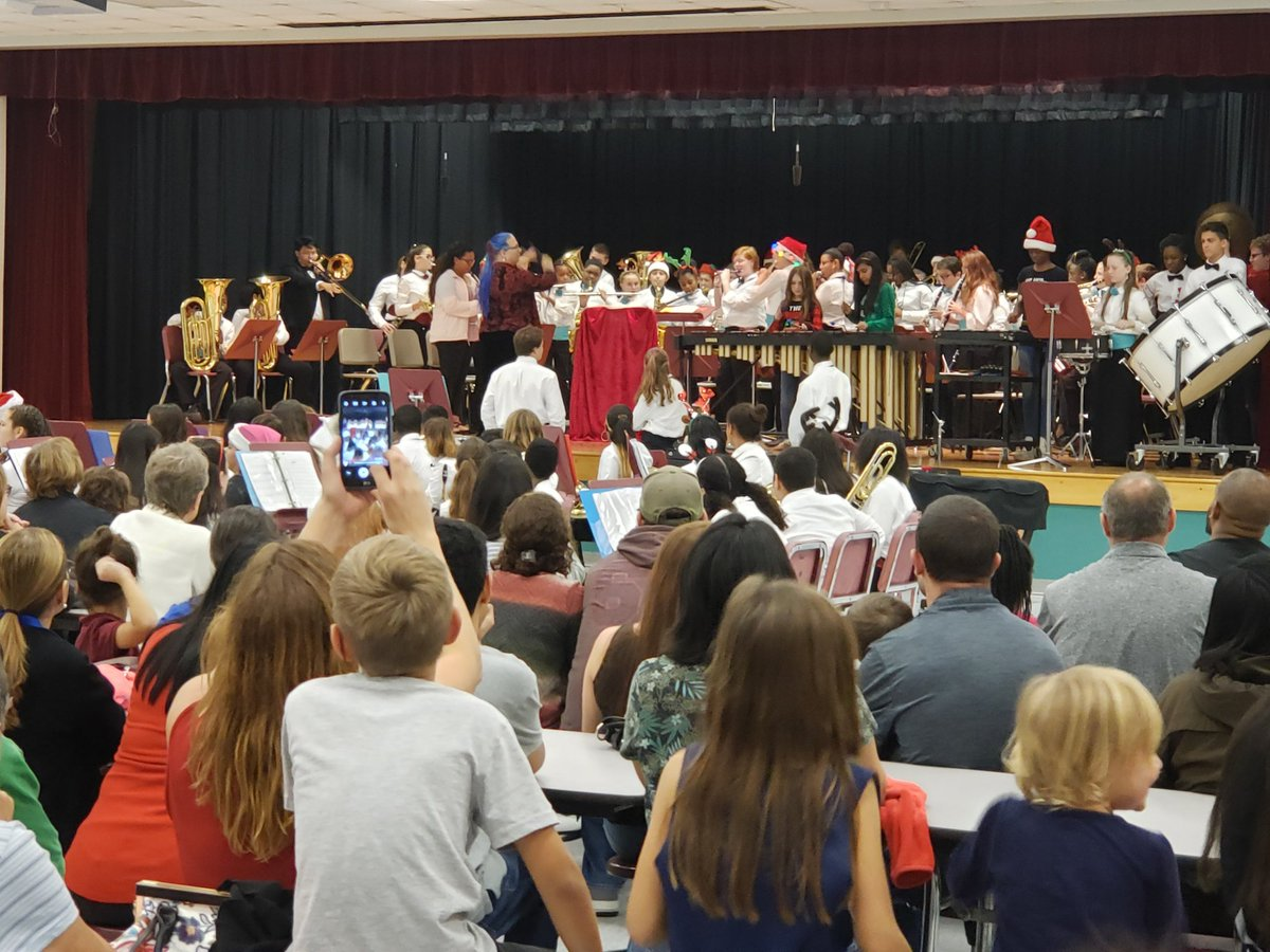 test Twitter Media - #SOMS Winter Band Concert! It is awesome! https://t.co/fUNvunjgw9