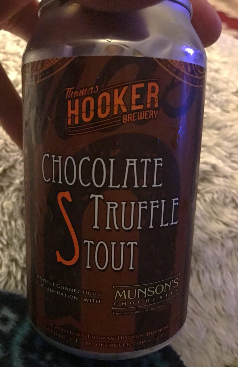 And Chocolate Truffle Stout (also #vegan!) 👍 https://t.co/s2bbEGNX5j
