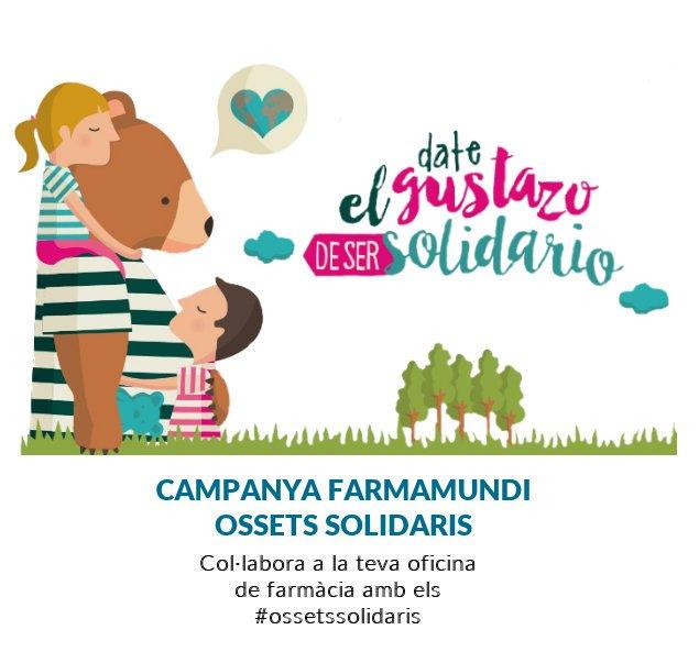 test Twitter Media - Campanya @farmamundi de #ossetssolidaris. Col•labora a la teva farmàcia amb la teva bosseta de caramels solidaris https://t.co/Caw1zK4IjG https://t.co/SFmEjetlvw