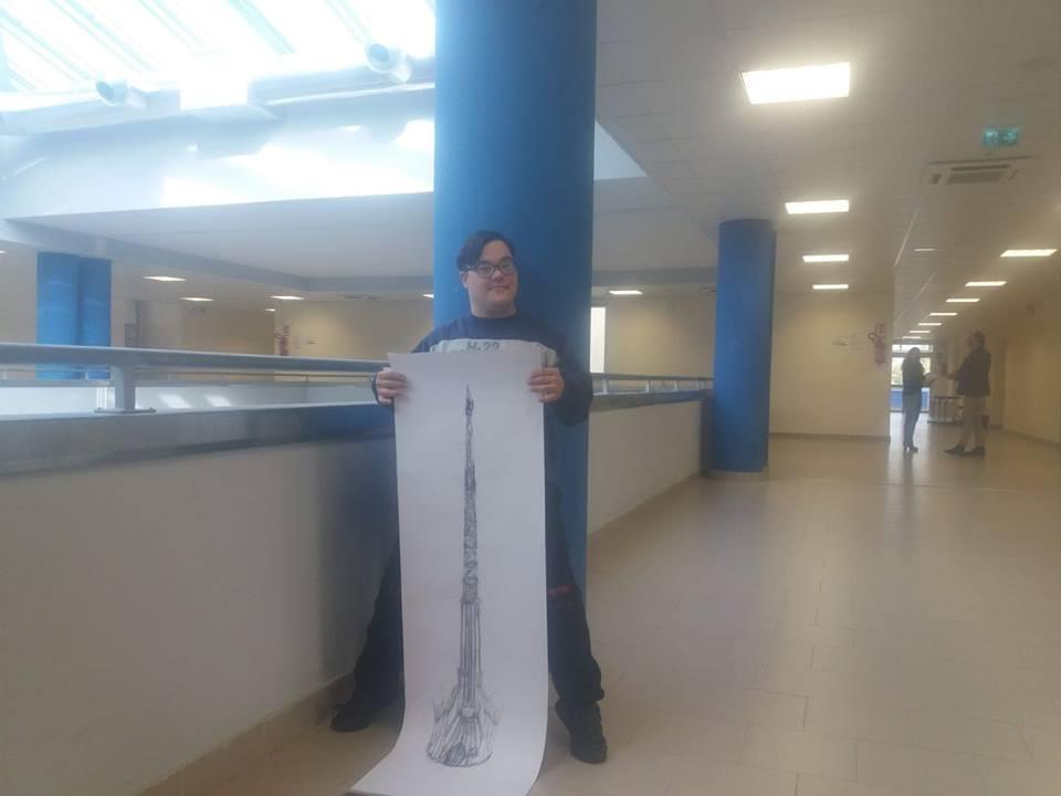 test Twitter Media - Grandissimo Gianmarco! Lo studente dell'istituto Russo di #Cicciano progetta un giglio per la festa di #Nola Leggete la sua storia https://t.co/1FKMdKngtr https://t.co/EQmTqeHqmt