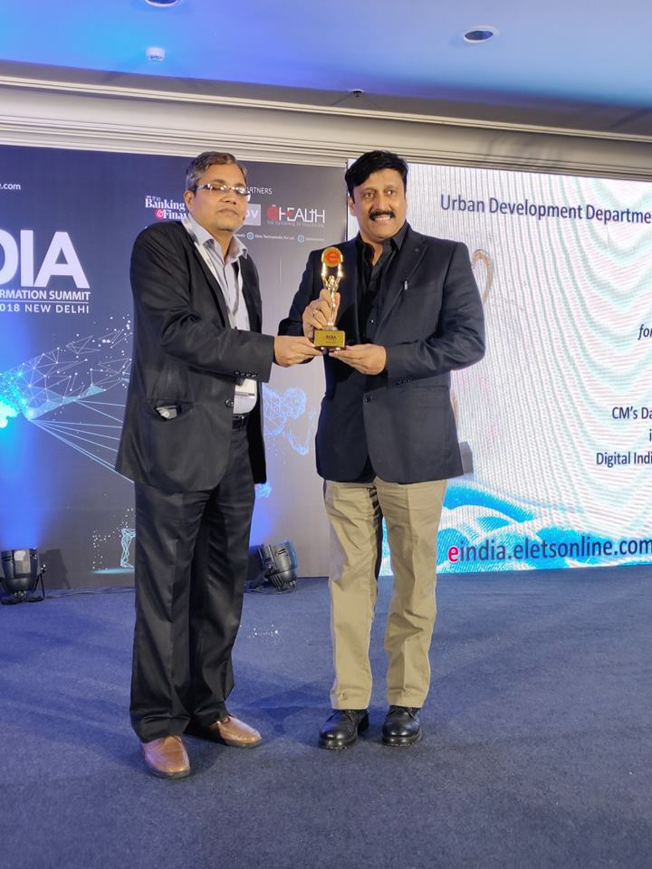 test Twitter Media - #JyotiKalash, IAS Principal Resident Commissioner, receiving the award on behalf of Chief Minister's Office, Government of Nagaland (awarded under #CMsDashboard in #DigitalIndia Initiative category) at 13th eINDIA Digital Transformation Summit, #NewDelhi , held on 13th December https://t.co/r8DNvup7sn