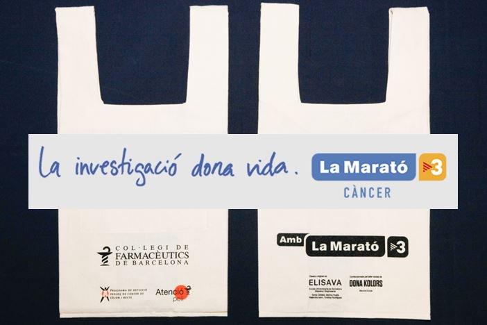 test Twitter Media - El COFB s'ha implicat activament en #LaMaratóTV3 -enguany centrada en el càncer– per recaptar fons entre els seus col·legiats, a través d'una bossa solidària i exclusiva 🛍️, per tal de destinar-los a la investigació 🔬 d'aquesta malaltia. 👉https://t.co/3WnzXk8j06 https://t.co/WeMMpNrqeJ