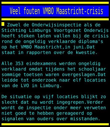 test Twitter Media - Veel fouten VMBO Maastricht-crisis https://t.co/pivLr0z8u1