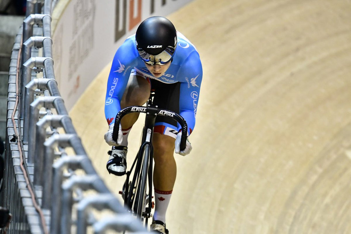test Twitter Media - Back into World Cup mode 🇬🇧  Coming up this weekend for Team Canada:  🔹Omnium 🔹 Madison 🔹 Sprint 🔹 Keirin https://t.co/guFyou6QcC