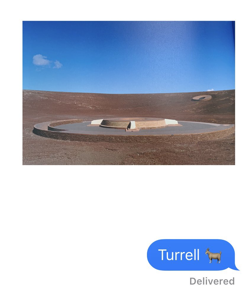 Turrell ???? https://t.co/MTzZiWeTWS