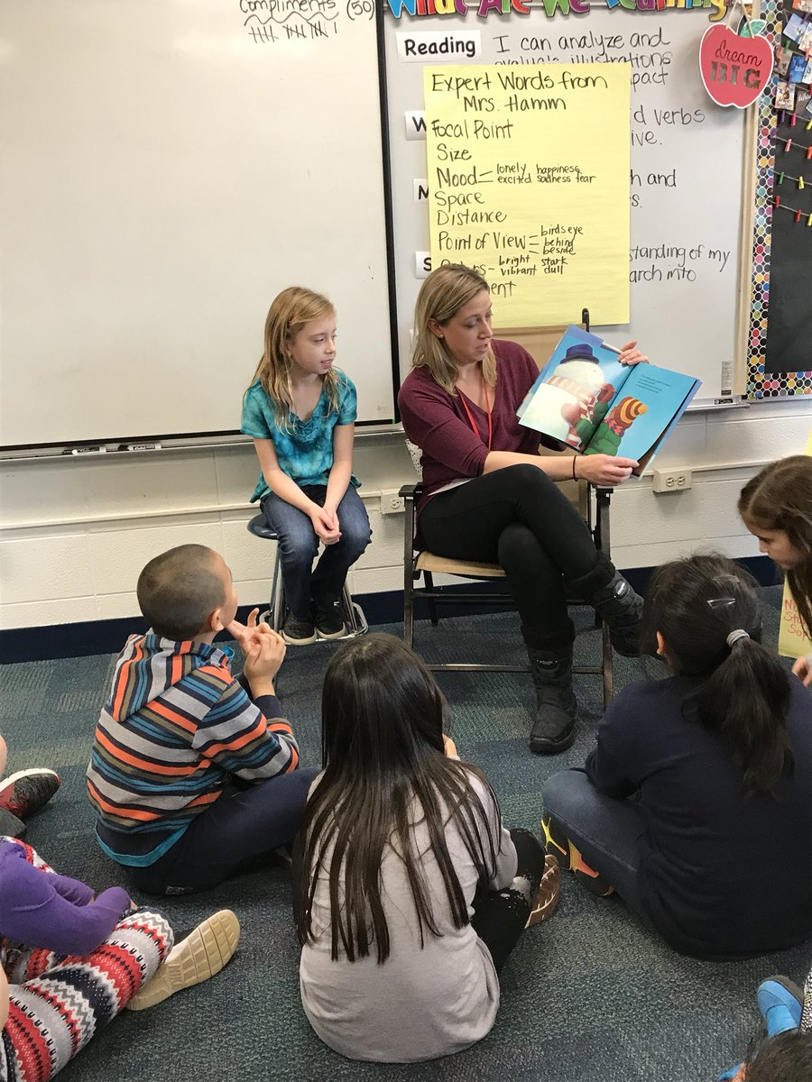 test Twitter Media - Thanks Mrs. Henkels for the fun read aloud this morning! #d30learns https://t.co/u6aZrX6YoQ