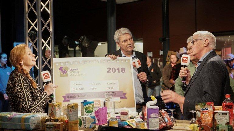 test Twitter Media - De actie Samen voor de Voedselbank heeft dit jaar in totaal 211.728,50 euro opgebracht. Dat werd bekend tijdens de finale-uitzending op TV Drenthe https://t.co/E9cxodmagK https://t.co/cAmfrhlgtd