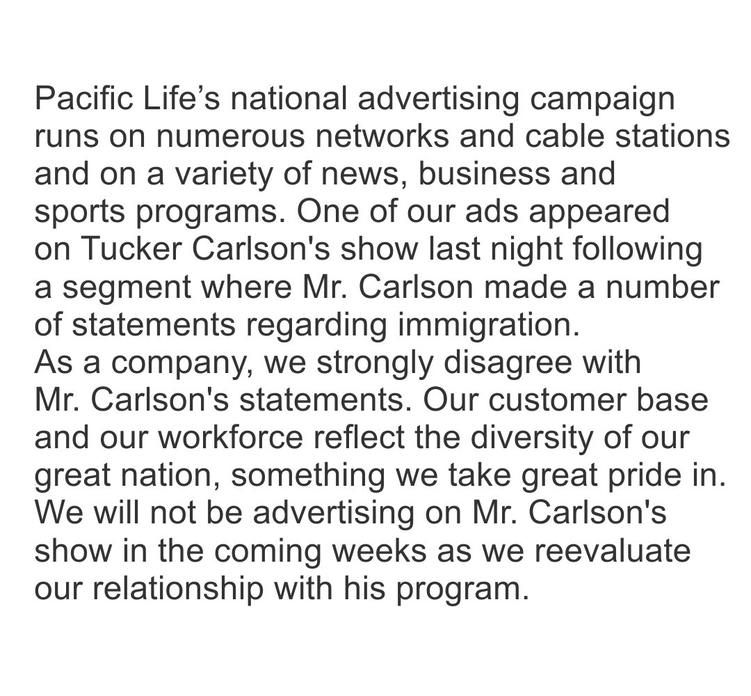 RT @pacificlife: A message from Pacific Life: https://t.co/bDq9hzia53