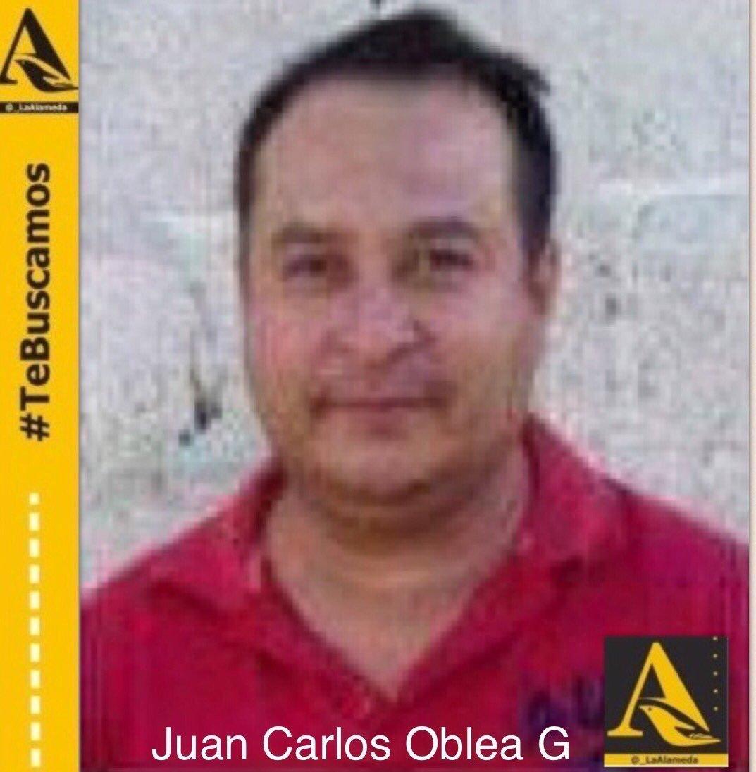 #TeBuscamos Juan Carlos Oblea González . Tlaquepaque, Jalisco   #Jalisco inf deoblea@hotmail.com https://t.co/g7VQr4ABlR
