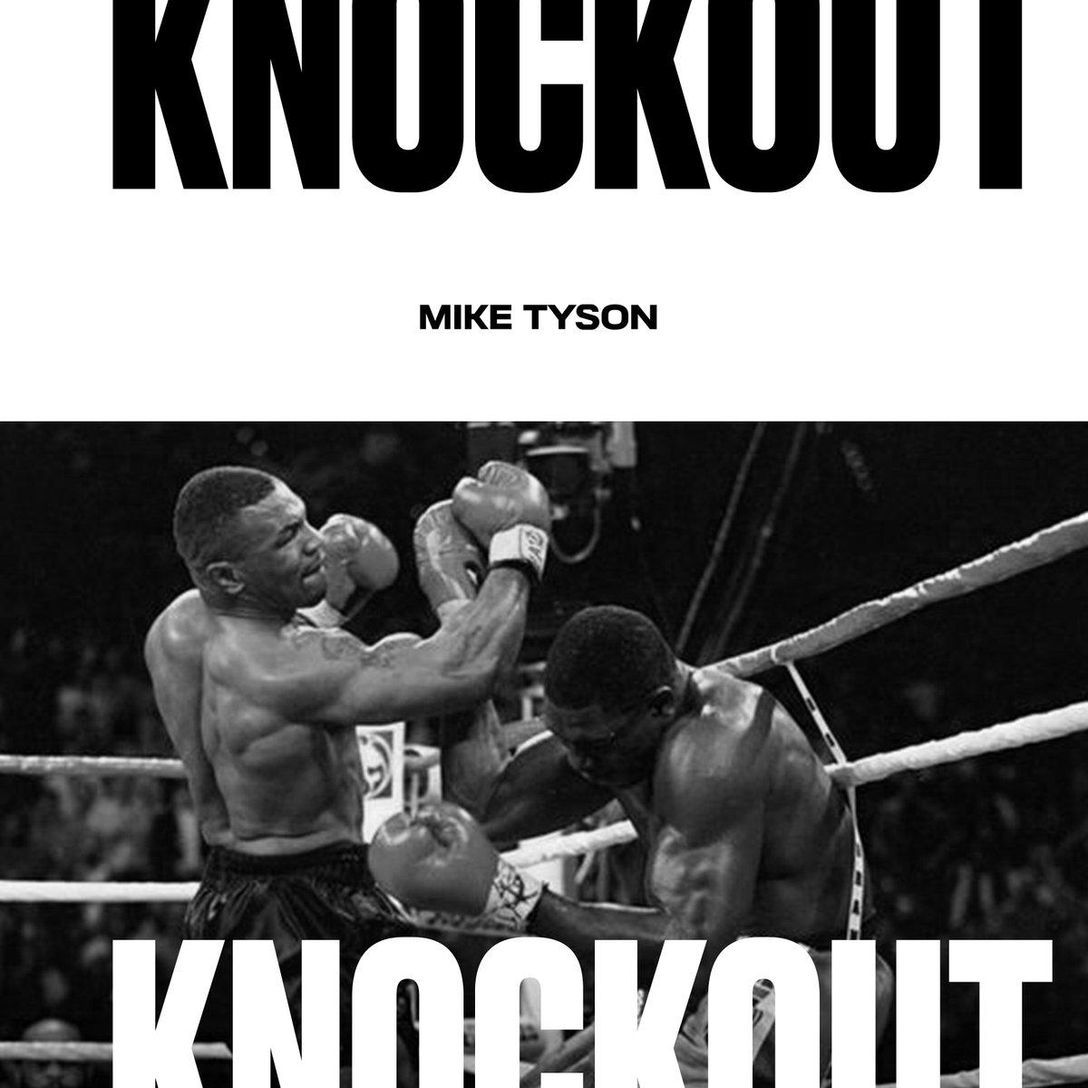 That knockout feeling you get when it's the weekend  #miketyson #TGIF https://t.co/yrBaWCzTfu