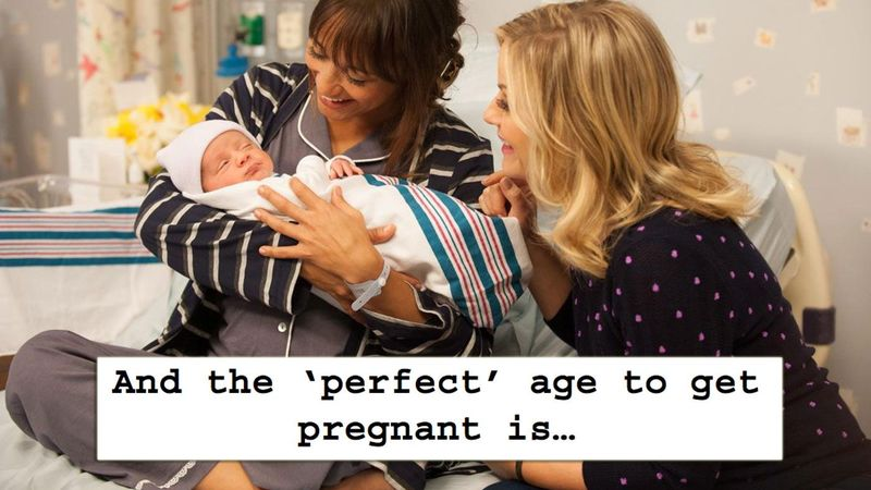 REVEALED: This is apparently the 'perfect' age to get pregnant