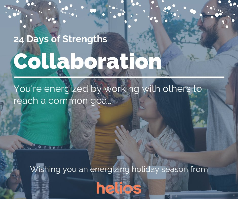 test Twitter Media - Take your collaboration strength to the next level by involving people with different areas of expertise in your projects. #24DaysOfStrenghts https://t.co/sCDvbP3tBM